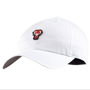 Nike TW White Frank Hat Unisex NWT Tiger Woods